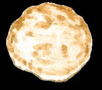 Les pains qui ne sont pas cuits au four