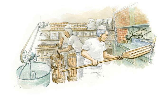Le tour du monde en 80 pains | France