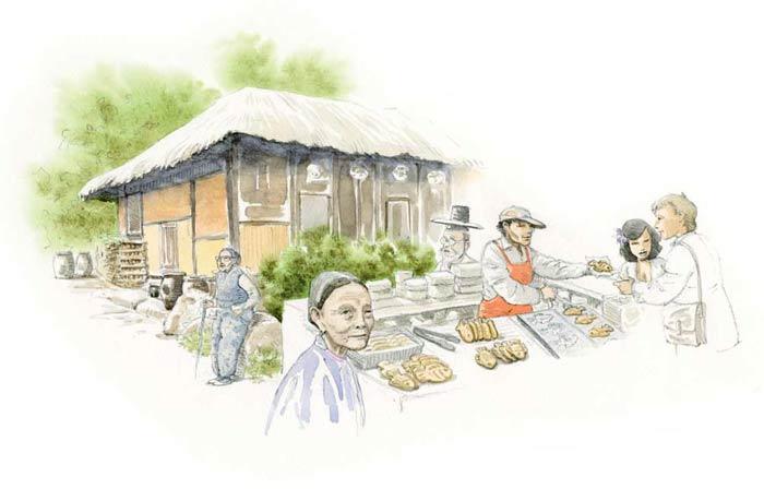 Le tour du monde en 80 pains | Corée du Nord et du Sud
