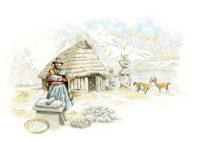 Le tour du monde en 80 pains | Chili, région de l'Araucanie