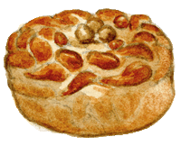 Le tour du monde en 80 pains | cesnica