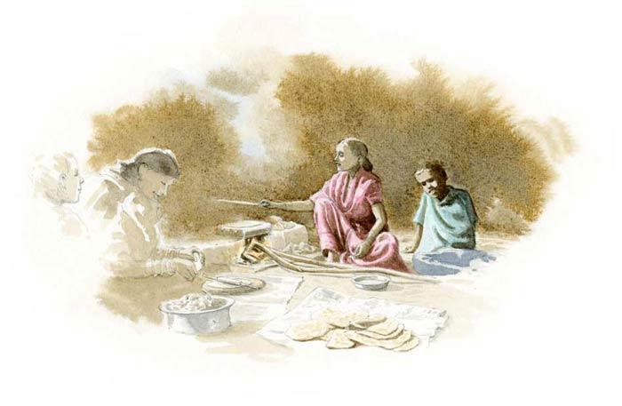 Le tour du monde en 80 pains | Inde