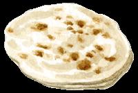 Le tour du monde en 80 pains | chapâtî ou rotî