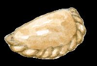 Le tour du monde en 80 pains | empanada