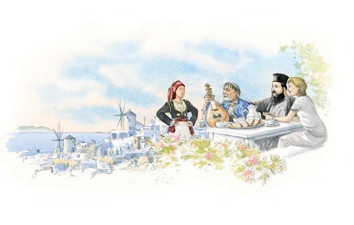 Le tour du monde en 80 pains | Grèce