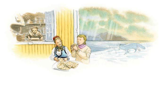 Le tour du monde en 80 pains | Norvège