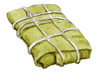 Le tour du monde en 80 pains | hallaca