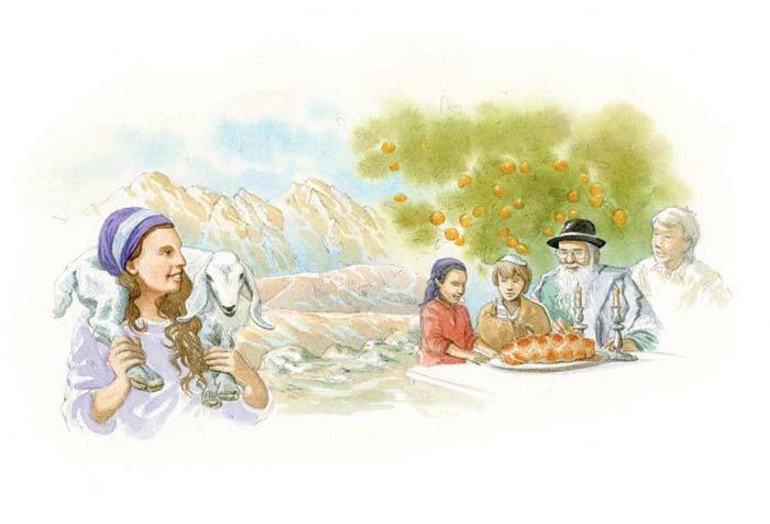 Le tour du monde en 80 pains | Israël et diaspora juive