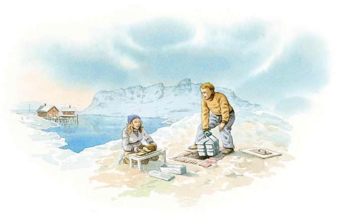 Le tour du monde en 80 pains | Islande