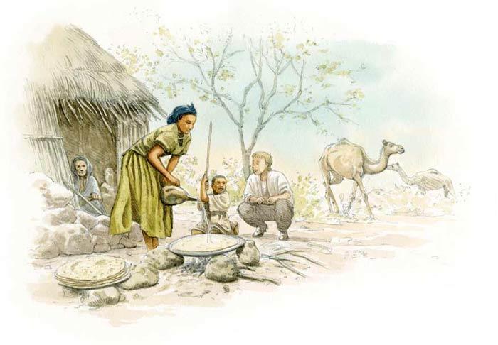 Le tour du monde en 80 pains | Ethiopie
