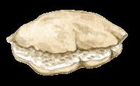 Le tour du monde en 80 pains | kebab au halloumi