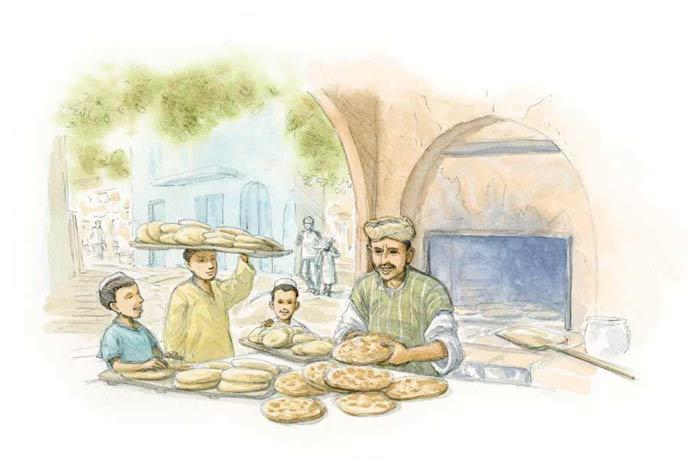 Le tour du monde en 80 pains | Maroc