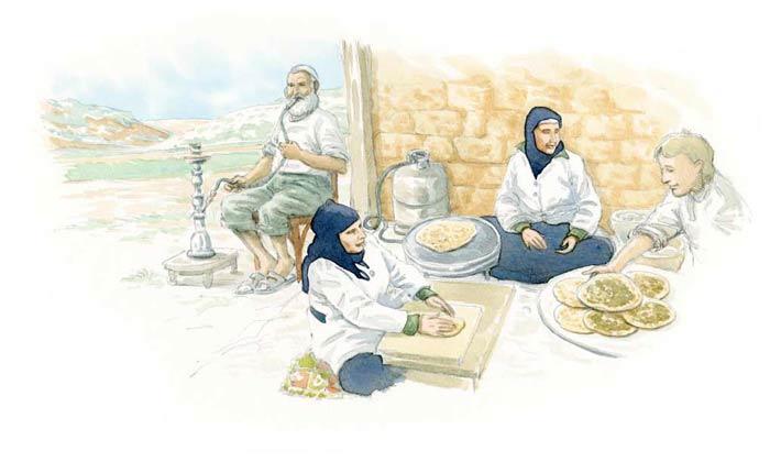 Le tour du monde en 80 pains | Jordanie et Liban