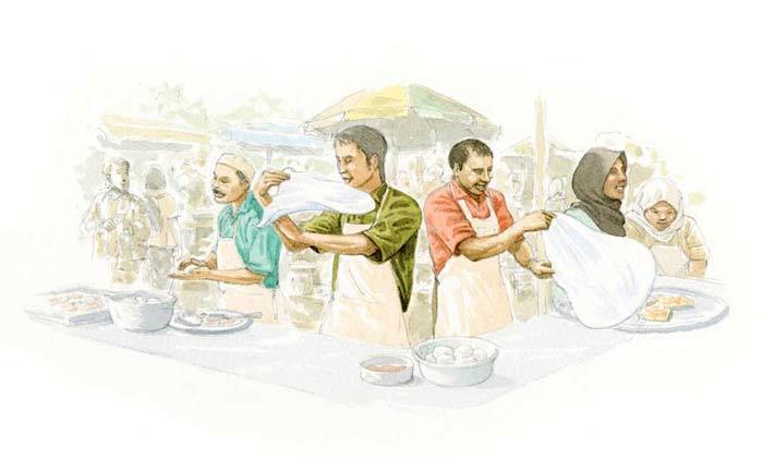Le tour du monde en 80 pains | Malaisie