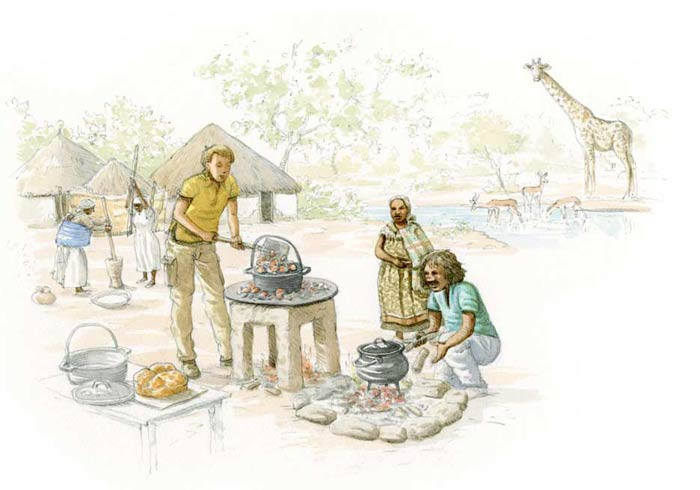 Le tour du monde en 80 pains | Afrique du Sud