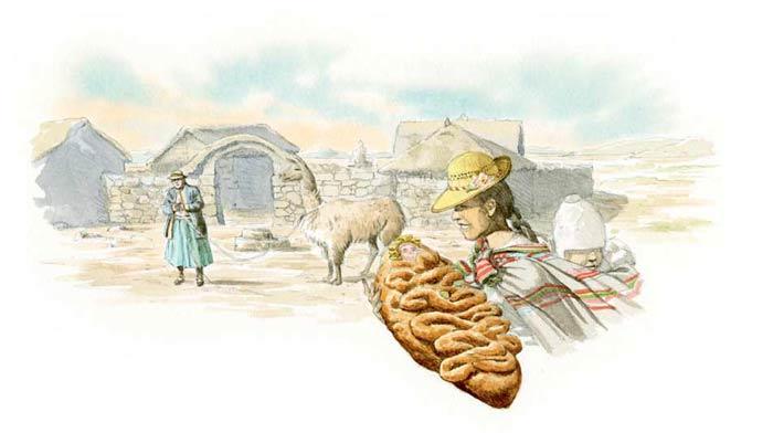 Le tour du monde en 80 pains | Pérou
