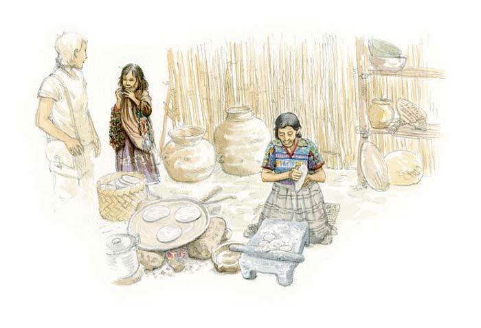 Le tour du monde en 80 pains | Mexique